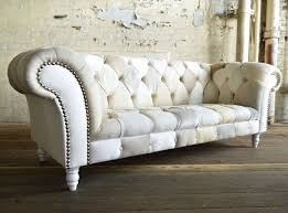 Handmade Chesterfield Sofas Uk Modern And Handmade Subtle Patchwork Chesterfield