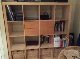 Using 2 Ikea Expedit Bookcases by Ikea Expedit Shelf Units 2 With Cd Drawers Free Until Monday