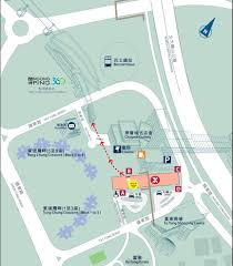 Hong Kong Airport Floor Plan Getting There Attraction Of Lantau Tourism