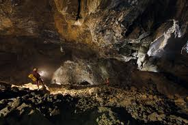 Terminus Cave Map What Lies Beneath New Zealand Geographic