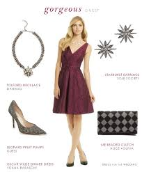 burgundy dress for wedding late winter wedding guest dress
