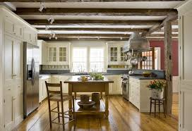 Colonial Kitchen Design Colonial Kitchen Design Roomy