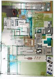 wolf architects design a contemporary villa in los angeles california