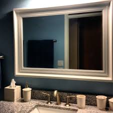Large Framed Bathroom Mirror Large Framed Bathroom Mirror Large Framed Wall Mirrors