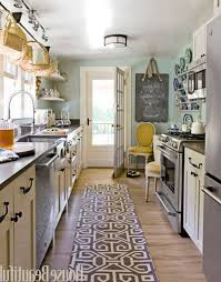 kitchen design ideas small galley kitchen with peninsula alder