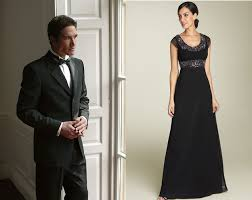 black tie optional wedding dress code u2013 dress blog edin