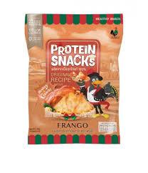 cuisine snack frango protein snack chicken 1 bag 20g