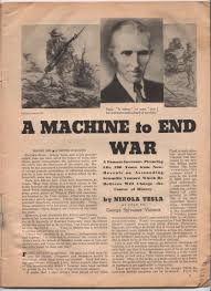 nikola tesla time machine hello earth venus tesla connection nikola tesla a