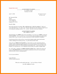 Cover Letter Template Sales Cover Letter Sample