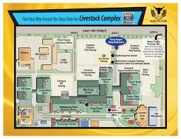 Barrows Map Tulsa State Fair 2017 Take A Spin
