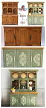 best 20 dining hutch ideas on pinterest painted china hutch check out this amazing furniture flip by cathie and steve save hundreds by using chalk