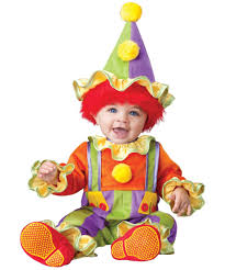 halloween costumes babies baby clown costume clown halloween costumes for babies