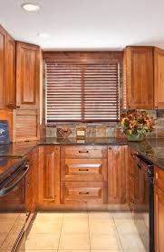 Red Birch Kitchen Cabinets Rustic Birch Cabinets Cabinets 855x1319 Creative Cabinetry