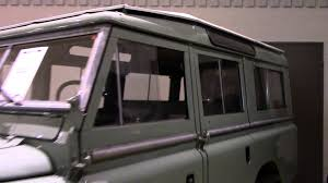 land rover safari for sale 1967 land rover 109 inch series 2 station wagon for sale at garage