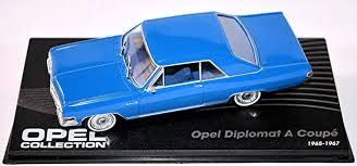 opel car 1965 opel diplomat a v8 coupé 1965 model cars hobbydb