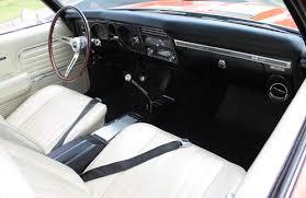1969 Chevelle Interior 1969 Chevelle Ss396 Almost A Custom Eckler U0027s Chevelle