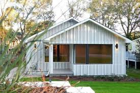 bugalow 1920s east atlanta bungalow undergoes uniquely modern treatment at