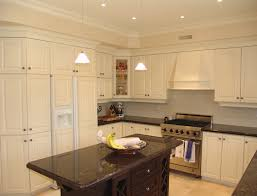 How To Refinish Kitchen Cabinets With Paint by How To Refinish Kitchen Cabinets Painted With Gloss Enamel U2014 Decor