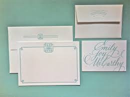 letterpress stationery personalized letterpress stationery for me emilymccarthy