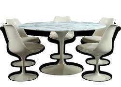 chaises tulipe table tulipe knoll prix img with table tulipe knoll