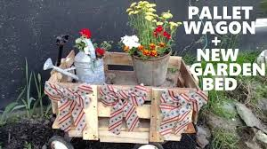 Challenge Flower Pot Outdoor Diy Decor Challenge Pallet Wagon And A New Flower