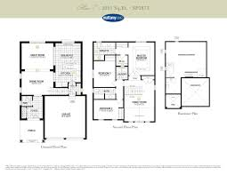 mattamy homes plan 6 home plan