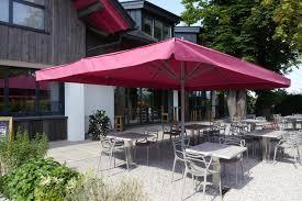Restaurant Patio Umbrellas Commercial Grade Patio Umbrellas Porch And Garden The