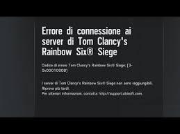 http siege server offline 27 aprile 2017 rainbow six siege