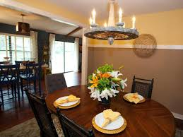 eclectic dining rooms dining room two tone paint ideas