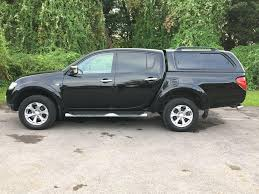 mitsubishi warrior l200 used 2012 mitsubishi l200 2 5 di d cr warrior lb double cab pickup