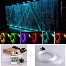 Lighting Curtains Led Fiber Optic Wedding Backdrop Curtains Lights For Wedding Stage