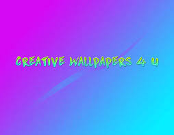 creative wallpapers for desktop