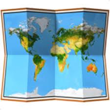 africa map emoji world map emoji u 1f5fa