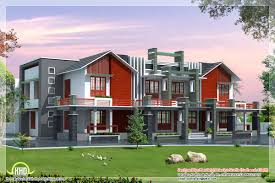 Indian House Floor Plan by Luxury 6 Bedroom India House Plan Kerala Home Design And Floor