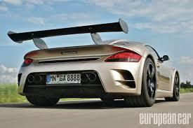 porsche ruf ctr3 2014 ruf ctr3 club sport european car magazine