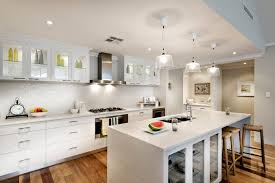 wood flooring in kitchen custom white kitchen cabinets white
