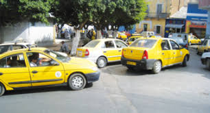 bureau des taxis deplore le mauvais etat des routes le syndicat des taxis revient