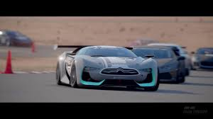 citroen sports car gt sport citroën gt gr 4 youtube