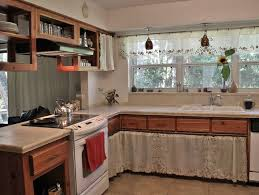 cabinet curtains for sale elegant kitchen curtain cabinets with refrigerator 9569 regarding