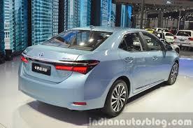 lexus new car in india toyota corolla hybrid makes sense here says tkm executive