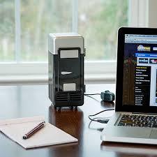 Small Under Desk Refrigerator Usb Thermoelectric Cooler U0026 Warmer Thinkgeek