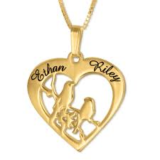 Engraved Necklaces For Couples Engraved Jewelry Namefactory