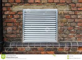 ventilation chambre gril de ventilation de chambre photo stock image du place