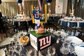 football centerpieces images tagged football theme balloon artistry