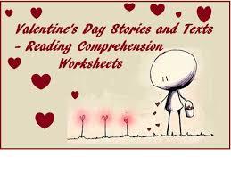 Reading Comprehension 7th Grade Worksheets Valentine U0027s Day Bundle X 5 Reading Comprehension Worksheets 50