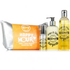 Margarita Gift Set Boozi Bodycare Gifts Happy Hour Gift Sets Gin And Tonic