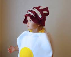 Halloween Bacon Costume Baby Costume Cheeseburger Hamburger Halloween Costume Purim