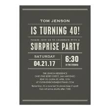 surprise 40th birthday invitations u2013 frenchkitten net