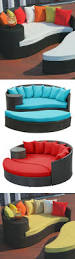 Outdoor Wicker Patio Furniture Round Canopy Bed Daybed - best 25 outdoor daybed ideas on pinterest outdoor furniture