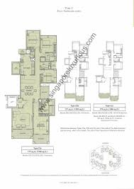 the berth by the cove site u0026 floor plan singapore luxurious property